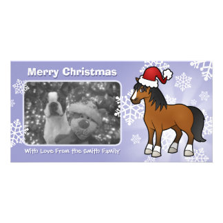 Christmas Horse Photo Cards