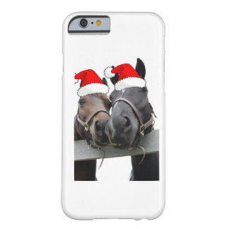 Christmas Horses iPhone 6 Case