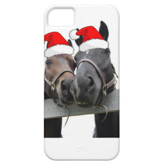 Christmas Horses iPhone 5 Cover