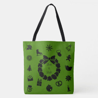 Christmas Icons - Holidayz - Tote