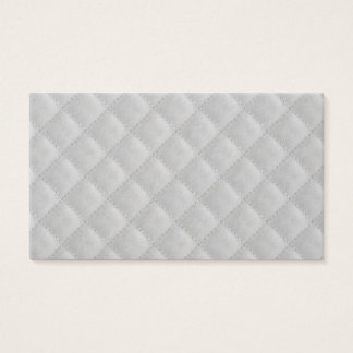 Christmas Icy White Quilt Pattern Business Card