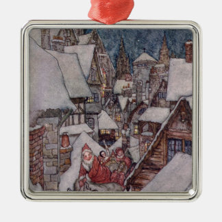 Christmas illustrations christmas ornament
