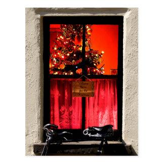 Christmas image for postcard