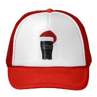Christmas image for Trucker hat