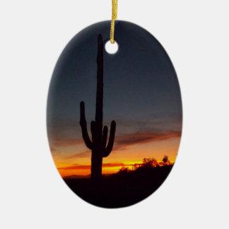 Christmas in Arizona Christmas Ornament