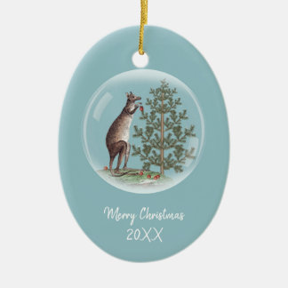 Christmas in Australia Christmas Ornament