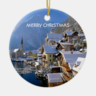 CHRISTMAS IN AUSTRIA CHRISTMAS ORNAMENT