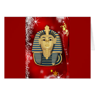 Christmas In Egypt Card
