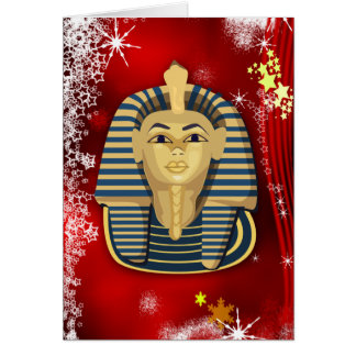 Christmas In Egypt Greeting Card