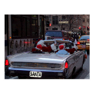 Christmas in New York City Post Cards