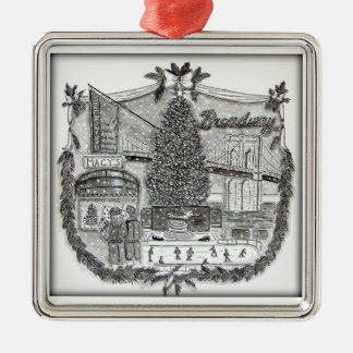 Christmas in New York Ornament