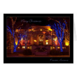 Christmas in Prescott Arizona Greeting Card