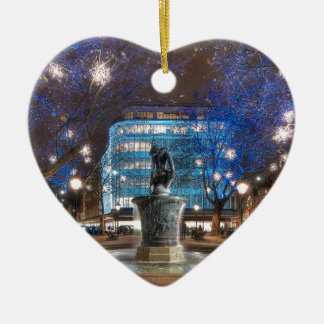 Christmas in Sloane Square Christmas Ornament