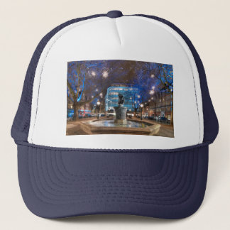 Christmas in Sloane Square Trucker Hat