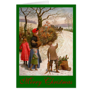 Christmas in the Country Card
