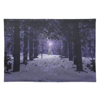 Christmas in the Pines Placemat