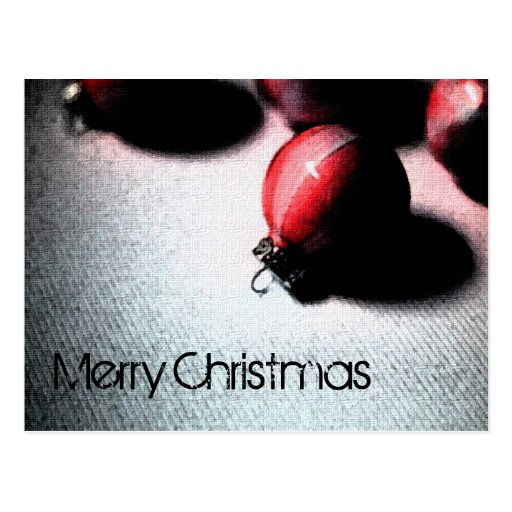 Christmas in Your Heart Postcard