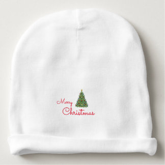 Christmas Infant Hat/Christmas Tree Baby Beanie