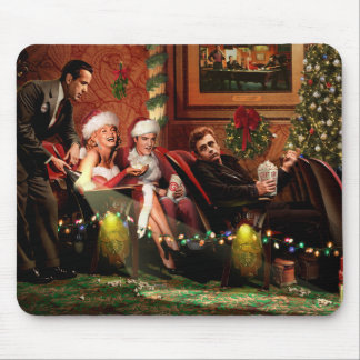 Christmas Interlude Mouse Pad