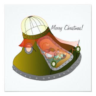 Christmas Invitation Card Moonhouse