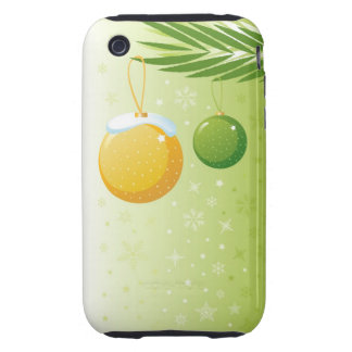 Christmas iPhone 3G | 3GS Case iPhone 3 Tough Cover