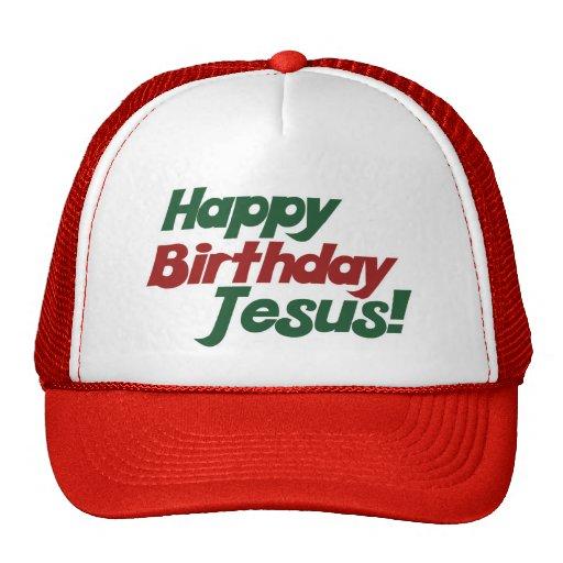 Christmas is Jesus Birthday Hats
