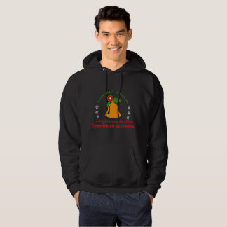Christmas is not the time to be alone / Lassen wir Hoodie