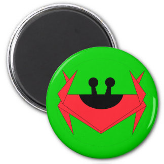 Christmas Island crab (green) Magnet