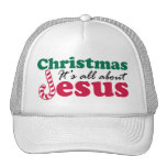 Christmas - It's all about Jesus Cap
