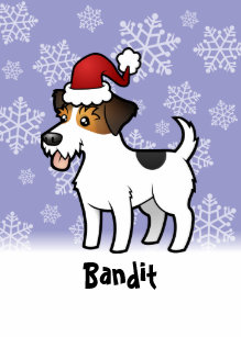 christmas jack russell terrier add pets name christmas ornament - Christmas Pet Names