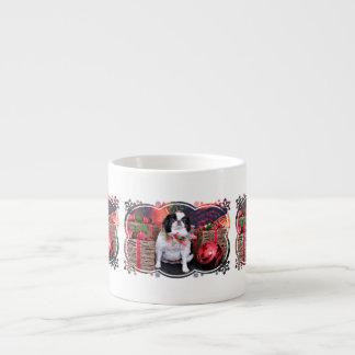 Christmas - Japanese Chin - Oreo Espresso Cups