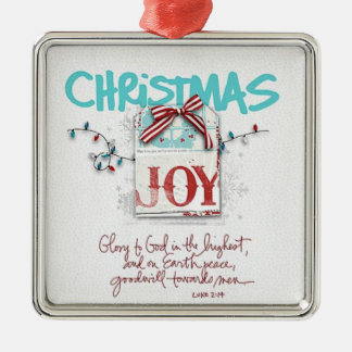 Christmas Joy Christmas Ornament