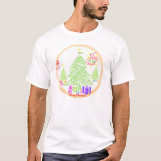 "Christmas ""Joy to the World"" Cookie T-Shirt"