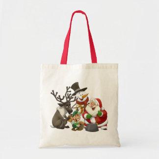 Christmas Jug Band Bag