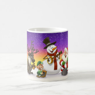 Christmas Jug Band Mug