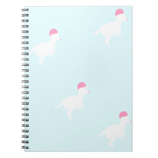 Christmas Kangaroo Notebooks