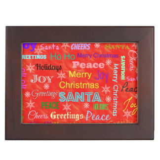 Christmas Keepsake Box for Your Wife/ Girlfriend