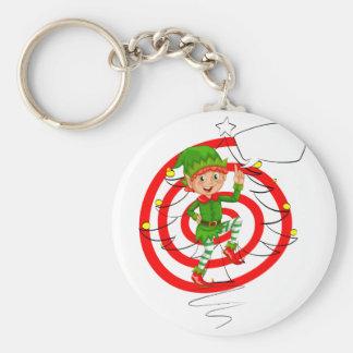 Christmas Key Ring