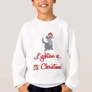 Christmas Kitty Cat - Christms Gifts Sweatshirt