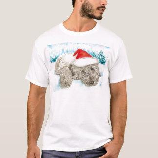 Christmas Labradoodle T-Shirt