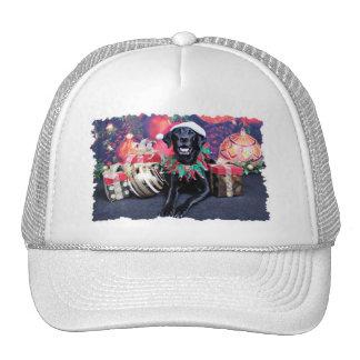Christmas - Labrador - Cooper Trucker Hat