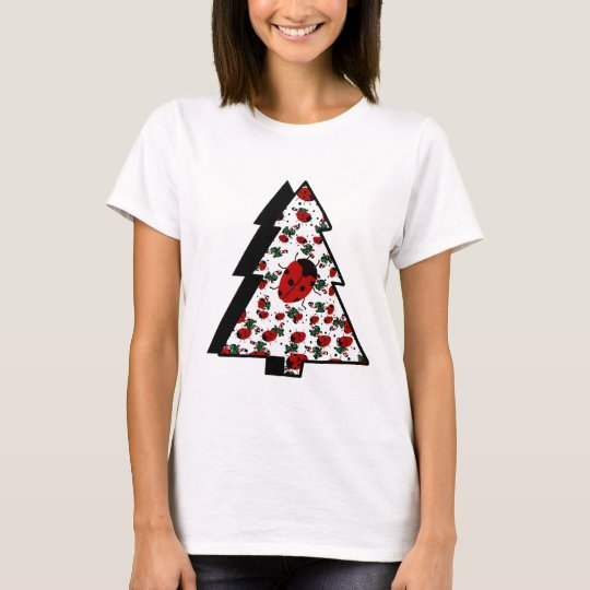 CHRISTMAS LADYBUGS T-Shirt