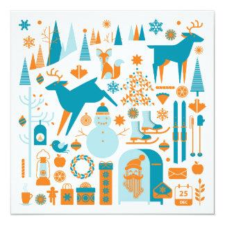 Christmas Landscape 2 Card