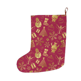 Christmas Large Christmas Stocking