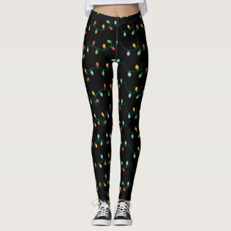 Christmas Lights Leggings #HolidayZ