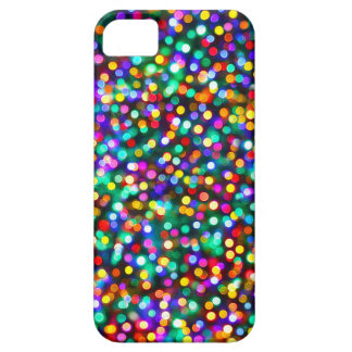 Christmas Lights Pattern Case For The iPhone 5