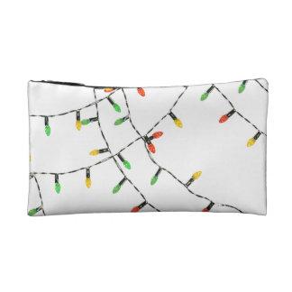 Christmas Lights Two-tone Cosmetics Bag Makeup Bags