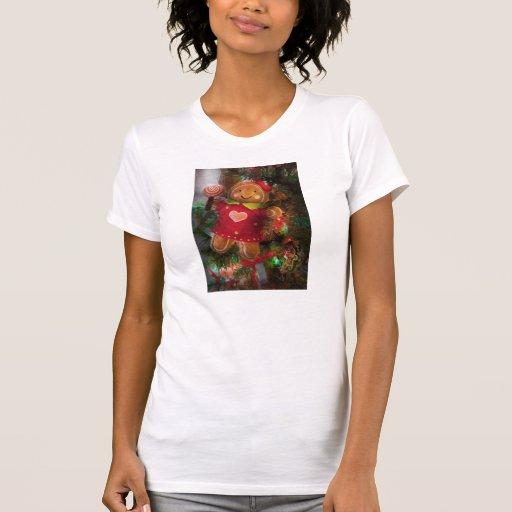 Christmas - Little Miss Sunshine T Shirts