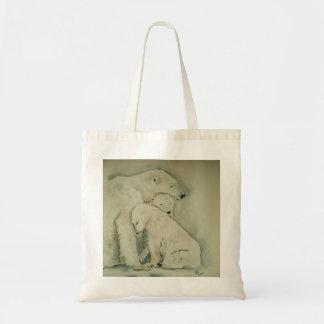 Christmas Love Budget Tote Bag