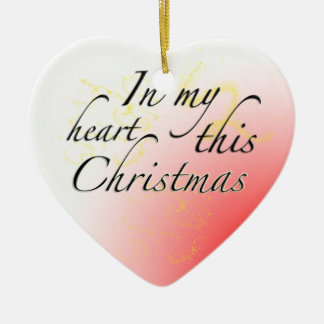 Christmas Love Christmas Ornament